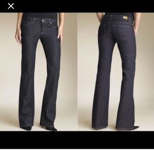 Paige Hollywood Hills boot cut size size 28